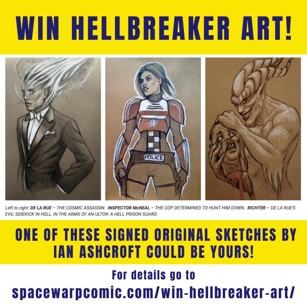 Win Hellbreaker Art